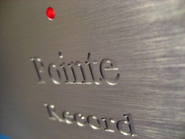 pointe record