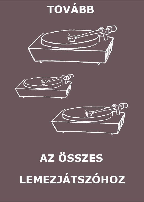 Lemezjátszók