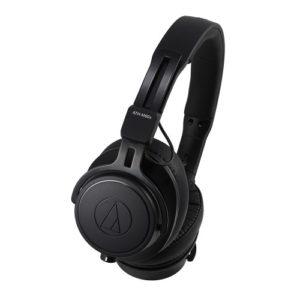 Fülön felfekvő fejhallgatók