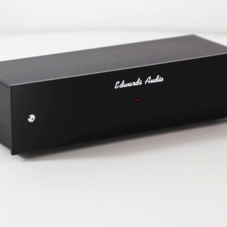 Edwards Audio Apprentice MM phono előerősítő