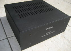 Pointe Record MM/MC phono előerősítő